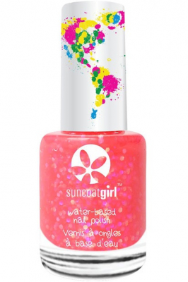 Suncoat Girl Neglelakk Twinkled Pink