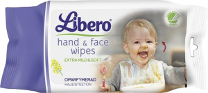 Libero Hand & Servietter for baby