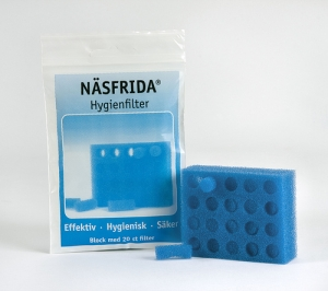 Näsfrida Hygienefilter