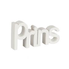 Different Design Skilt Prins