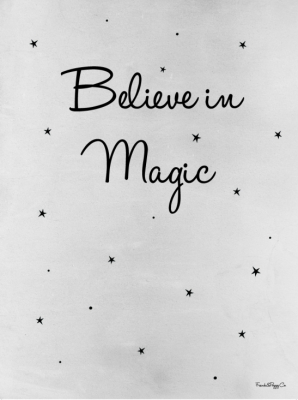 Frank & Poppy Poster 30x40 Magic