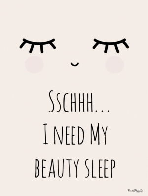 Frank & Poppy Poster 30x40 Beauty