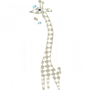 Littlephant Wallsticker Giraffe Harlekin Veggdekaler