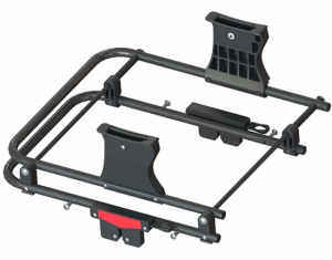 Emmaljunga 2019 Viking Double Adapter Britax Venstre