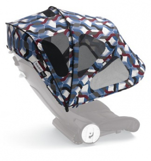 Bugaboo Bee Breezy Sun Canopy Waves
