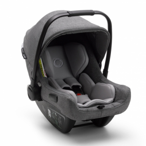 Bugaboo Turtle Air babybilsete | Grey Melange