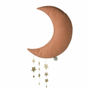 Picca Loulou Moon with stars Pink