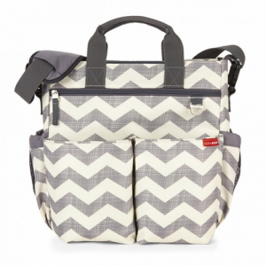 Skip Hop Duo Signature Chevron