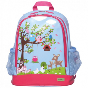 Bobble Art Woodland PVC Ryggsekk