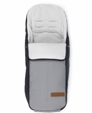 Mutsy i2 Vognpose Urban Nomad, White & Blue
