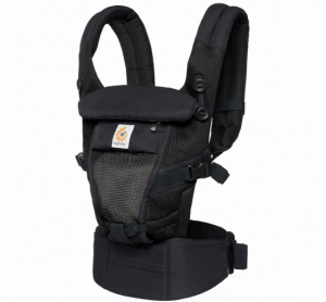 Ergobaby Bæresele Adapt Cool Air Black