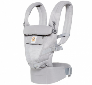 Ergobaby Bæresele Adapt Cool Air Grey