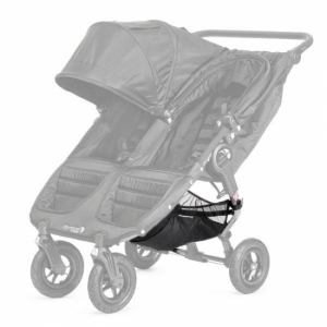 Baby Jogger Handlekurv, City Mini GT Double