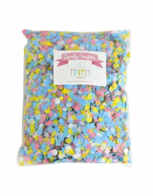 A Little Lovely Company Confetti Pastel