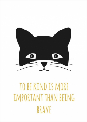 Frank & Poppy Poster 30x40 Superkind
