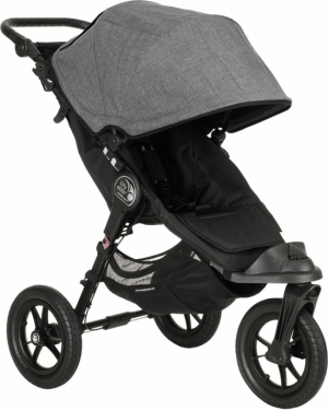 Baby Jogger City Elite Kalesje Grey Melange