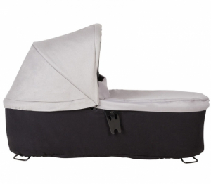 Mountain Buggy Duet Liggedel Plus V3, Silver