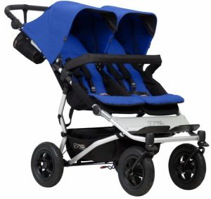Mountain Buggy Duet V3 Marin