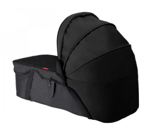 Phil & Teds Snug Liggedel Black