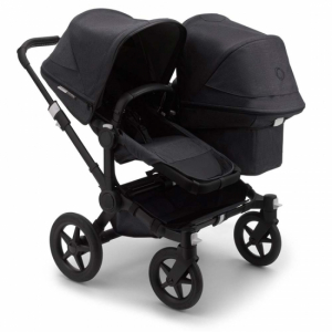 Bugaboo Donkey 3 Duo Mineral Collection Washed Black