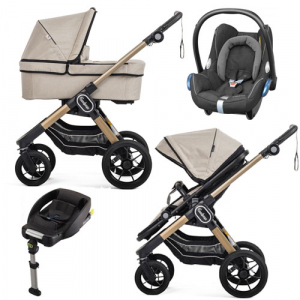 Emmaljunga 2019 NXT90 Travel System ECO