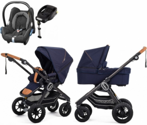 Emmaljunga 2019 NXT90 Flat Travel System Outdoor