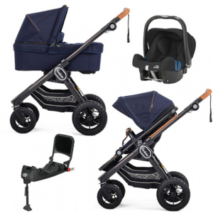 Emmaljunga 2019 NXT90 Travel System Outdoor