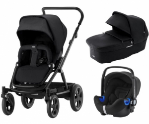 Britax Go Big² Travel System Cosmos Black
