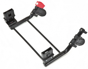 TFK Twin Trail Adapter en bilbarnestol