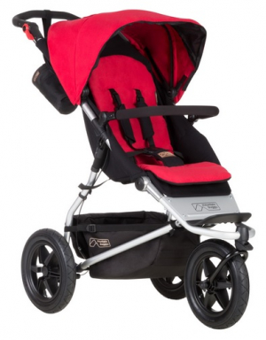 Mountain Buggy Urban Jungle V3 Berry