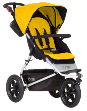 Mountain Buggy Urban Jungle V3 Gold