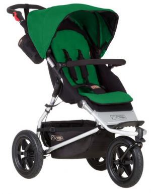 Mountain Buggy Urban Jungle V3 Fern