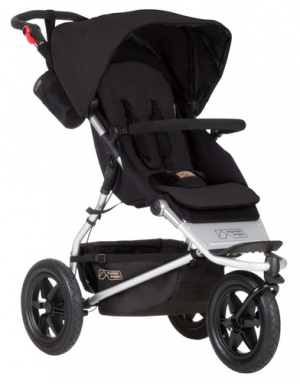 Mountain Buggy Urban Jungle V3 Black