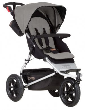 Mountain Buggy Urban Jungle V3 Silver