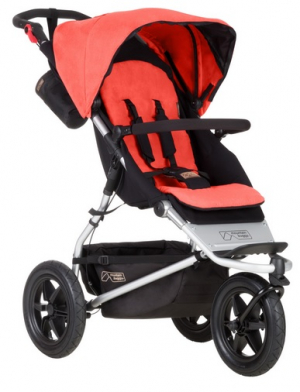 Mountain Buggy Urban Jungle V3 Coral