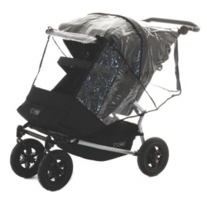 Mountain Buggy Double Regntrekk Duet