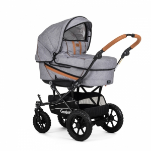 Emmaljunga 2019 Edge Duo S Outdoor Grey