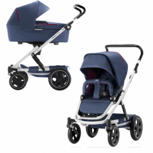 Britax Go Big 2 Duovogn Oxford Navy