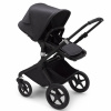 Bugaboo Fox2 Duovagn Mineral Collection Black/Washed Black